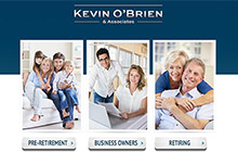 Kevin O'Brien & Associates Website