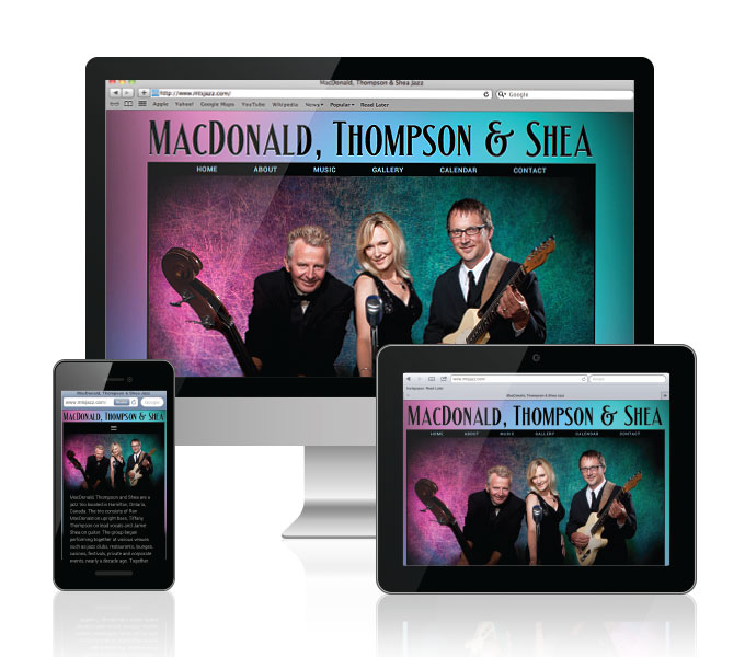 MacDonald, Thompson & Shea Website